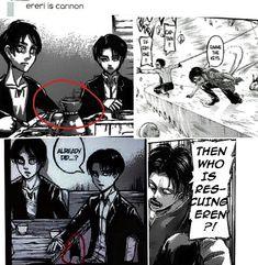 Ereri canon proof manga