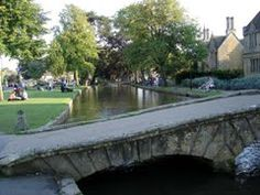 bourton on the water, when Charles and Di got married this is where the party was :)