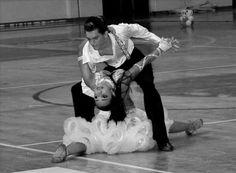 Infinite Passion for Ballroom Dance