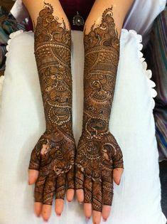 Bridal Mehendi Artists