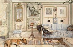 Marcia Batoni - Artes Visuais: *Carl Larsson