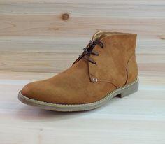 Mens Urban Chukka Style Boots
