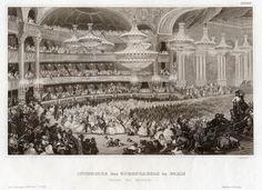 The Hector Berlioz Website - Berlioz in Paris Opéra Le Peletier 5a