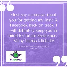 Review from Happy Plumber that we did Social Media integration &  Facebook Engagement work for Last Year. #tradies #facebook #socialselling #engagement #recommendations #wordofmouth Word Of Mouth, Back On Track, Social Media Marketing, Mindfulness, Thankful, Engagement, Facebook, Sayings, Happy
