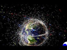 Space Debris in Motion - YouTube