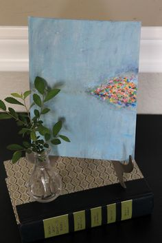 How to add Texture to Paintings@ Make Them Wonder Blog