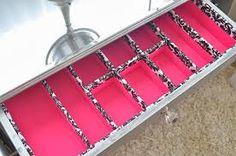 Image result for como organizar el tocador