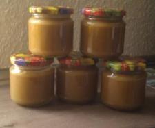 """Rezept Marmelade """"Bratapfel"""" von markus_res - Rezept der Kategorie Saucen/Dips/Brotaufstriche"""