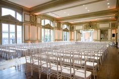 Simple Elegance Set in a Historic Los Angeles Venue -repinned from LA wedding officiant https://OfficiantGuy.com