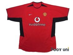 #manchesterunited #manchesterunited2002 #manchesterunited2004 #manchesterunitedshirt #manchesterunitedjersey #nike #vodafone - Football Shirts,Soccer Jerseys,Vintage Classic Retro - Online Store From Footuni Japan #footuni #football #soccer #footballshirt #footballjersey #soccershirt #soccerjersey #jersey #vintage #vintageclothing #vintagejersey #vintagefootballshirt #classic #retro #old #fussball #collection #collector #collective Manchester United Premier League, Manchester United Shirt, Vintage Football Shirts, Vintage Jerseys, Soccer Shirts, Football Jerseys, Vintage Outfits, Polo Ralph Lauren, Japan