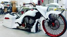 @rusty_jones_customs new layframe 30 @indianmotorcycle #baggermilitia #militiaindustries
