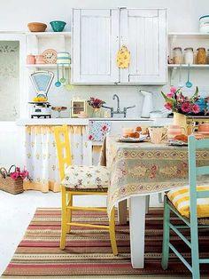 Sunny kitchen inspirations