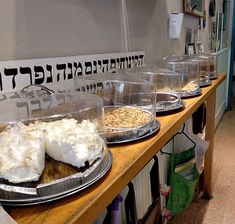 Cakes in Cafe Birenbaum Tel Aviv, Cakes, Chicken, Meat, Food, Cake Makers, Kuchen, Essen, Cake