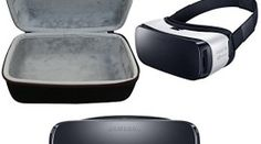 samsung VR case bag LTGEM EVA Hard Case Travel Carrying Storage Bag For Samsung Gear VR – Virtual Reality Headset