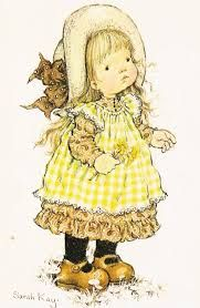 Soloillustratori: Holly Hobbie- Sarah Kay e Sambonnet Sarah Key, Holly Hobbie, Decoupage, Hobbies To Try, Hobby Horse, Australian Artists, Illustrations, Cute Illustration, Vintage Pictures