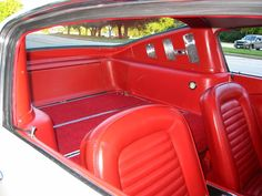 interior of 1965 mustang fastback - Google Search