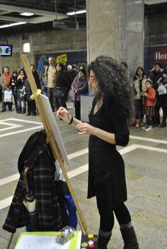'Muzica la metrou' 2014 editia 3 cu Arta nu musca Povestea începe în anul 2012, când am pus bazele celui mai important demers socio-cultural din România, având ca obiective încurajarea consmului de...