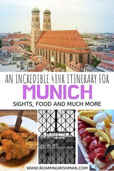 48 Stunden in München verbringen - Mam and Corey 2019 - Oktoberfest Cities In Germany, Visit Germany, Germany Castles, Munich Germany, Germany Travel, Oktoberfest Party, Oktoberfest Hairstyle, Europe Travel Tips, Germany