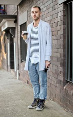weekend causal -- menswear style