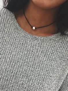 Pearl Chokers – Stargaze Jewelry
