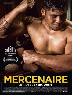 High resolution French movie poster image for Mercenaire