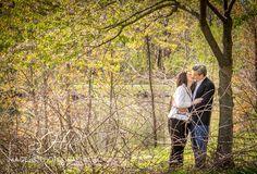 Engagement Session in Van Saun Park, Bergen County, NJ