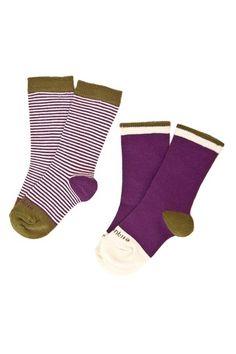 Sailor Stripe Kid Socks (Etiquette Clothiers)