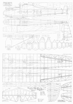 sailplane blue prints -  hmmm... glue some sticks together... open cockpit... Joking aside; even though this is for a model, some at the time WERE made from plans. The VSA HAS plans for this glider...