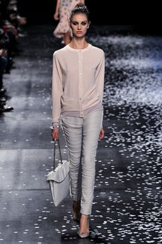Nina Ricci Spring 2013 Ready-to-Wear Collection Slideshow on Style.com