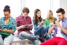 Mobile apps overtake PC Internet usage in U. Application Telephone, Application Mobile, Internet Usage, Sem Internet, Los Millennials, Digital Citizenship, Customer Engagement, Apps, Changing Jobs