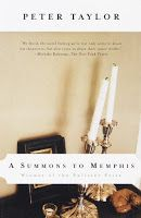 A Summons to Memphis by Peter Taylor    Daily Life - Bits & Pieces: Settings Around the World