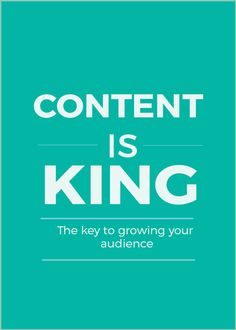 The key to growing your audience? Content!! Be one of the first to take our newest Killer Mini Courses: Content Is King!