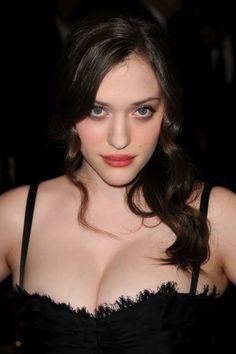 Girl-next-door Kat Dennings