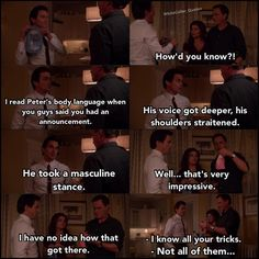 Neal, Peter and Elizabeth. White Collar Quotes.