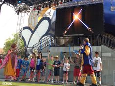 Tips for Kids Star Wars Weekends