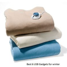 Best 6 USB Gadgets for winter to Warm food and body at home & office. We are going to knows about technology USB gadgets winter for warm food, feet and body.
