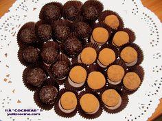 CUADRADITOS DE CHOCOLATE Y MERMELADA | Cocinar en casa es facilisimo.com