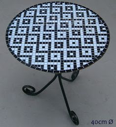 Arte com mosaicos personalizados para casa e jardim                                                                                                                                                                                 Mais