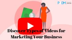 Discover Types of Videos for Marketing Your Business Bookmarking Sites, Good Employee, Ways To Communicate, Good Company, Digital Marketing, Told You So, Type, Business, Videos