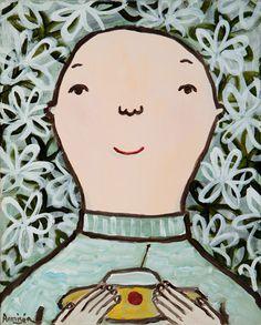 Eva Armisen..We love this Spanish artist..
