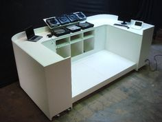 Inspiring Dj Furniture #2 Dj Booth Furniture