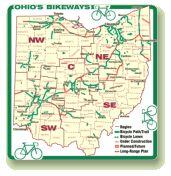 for my Dad - Ohio bike trails website