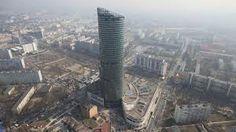 Wrocław skytower