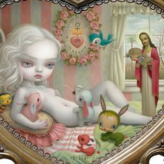 Mark Ryden, awesome surreal stuff