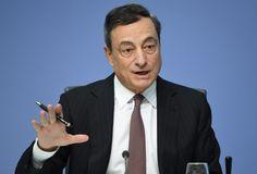 Draghi: brexit kan bron instabiliteit EU zijn