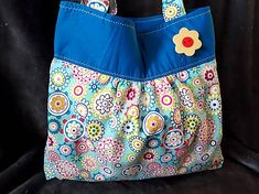 m29m / bavlnená taška kvetinová Women, Fashion, Moda, Fashion Styles, Fashion Illustrations, Woman
