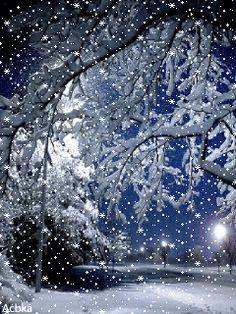 Download Animated 240x320 «зимний пейзаж» Cell Phone Wallpaper. Category: Nature