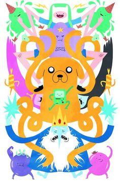 Adventure Time,
