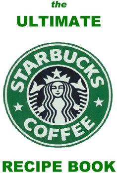 Starbucks recipe book - pdf