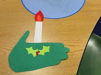Christmas in Ireland - Candle Holder Craft